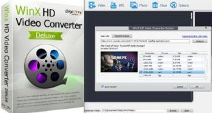 Scarica gratis WinX HD Video Conveter Deluxe grazie al Giveaway promozionale