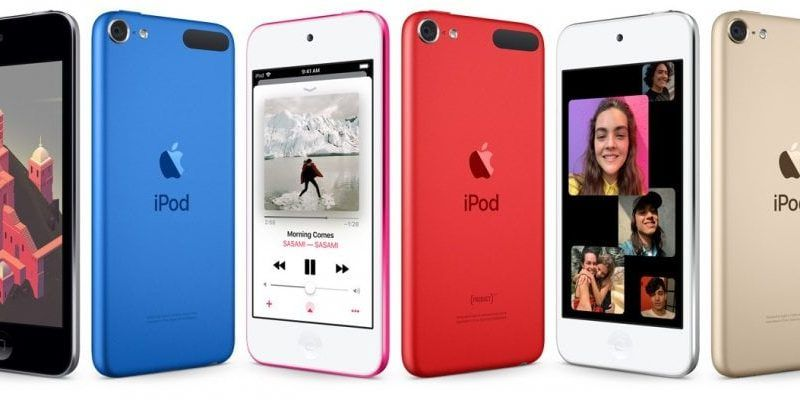 Il nuovo iPod Touch messo a ferro e fuoco da JerryRigEverything