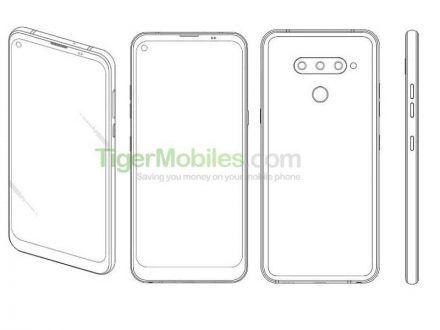 LG si prepara al display forato, depositato un brevetto