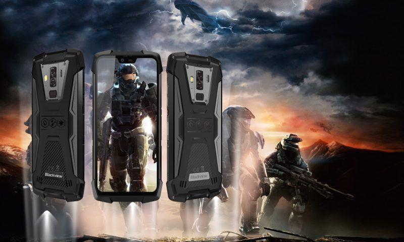 Blackview BV9700 Pro: il video di presentazione del nuovo smartphone rugged