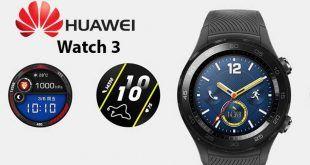 Huawei Watch 3 è in sviluppo: le prime informazioni