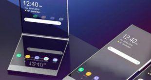 Sony continua a lavorare sul suo smartphone pieghevole