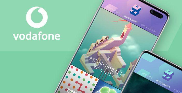 Vodafone Italia e Hatch: il servizio di cloud gaming arriva in Italia, tutti i dettagli