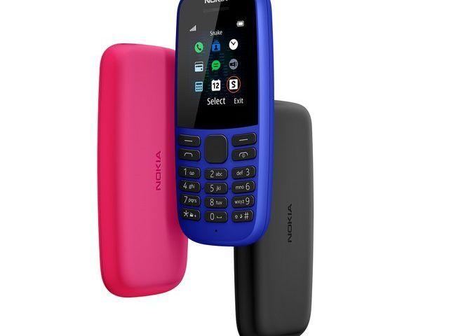 Arrivano in Italia i nuovi Nokia 105 e 220 4G