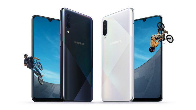 Samsung Galaxy A30s e A50s sono ufficiali