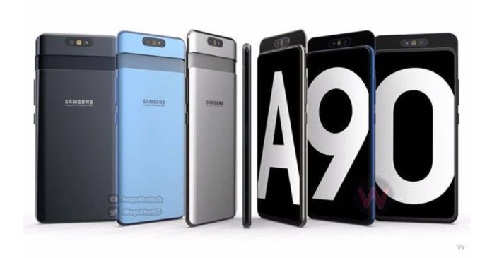 Samsung Galaxy A90 5G notato su Wi-Fi Alliance