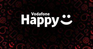 Vodafone Happy Black: ritorna il mese gratuito
