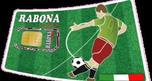 Rabona Mobile: ultimo giorno per sostituire le SIM su rete TIM 3G