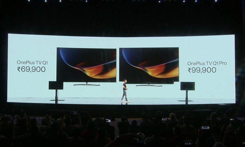 OnePlus TV è finalmente realtà!
