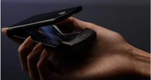 Motorola RAZR: ecco la prima foto reale del dispositivo pieghevole