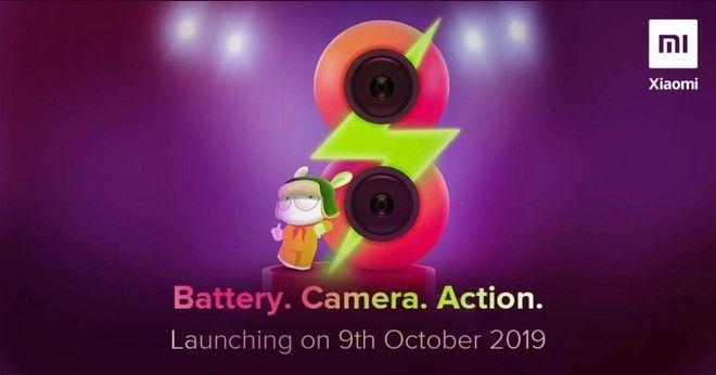 Redmi 8: primo teaser e caratteristiche del nuovo smartphone