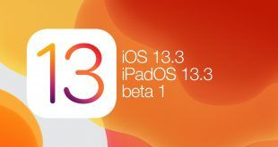 Apple rilascia la beta 1 di iOS 13.3, iPadOS 13.3, tvOS 13.3 e watchOS 6.1.1