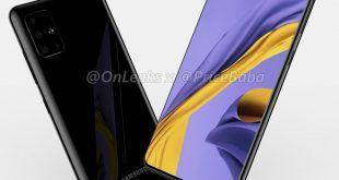 Samsung Galaxy A51: le prime immagini in anteprima