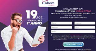 Linkem: ancora pochi giorni per attivare la super offerta per le aziende