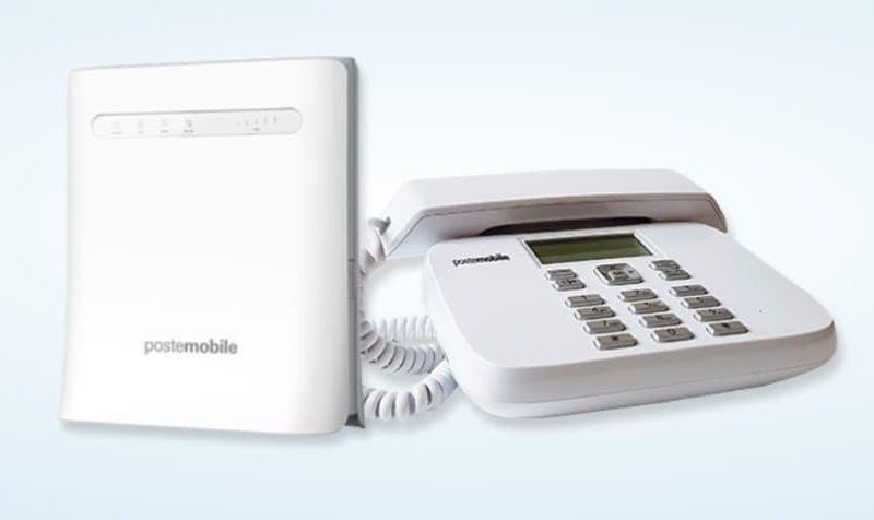 PosteMobile: l'offerta Casa Web attivabile fino al 20 gennaio