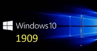 Windows 10 1909 November Update: le novità