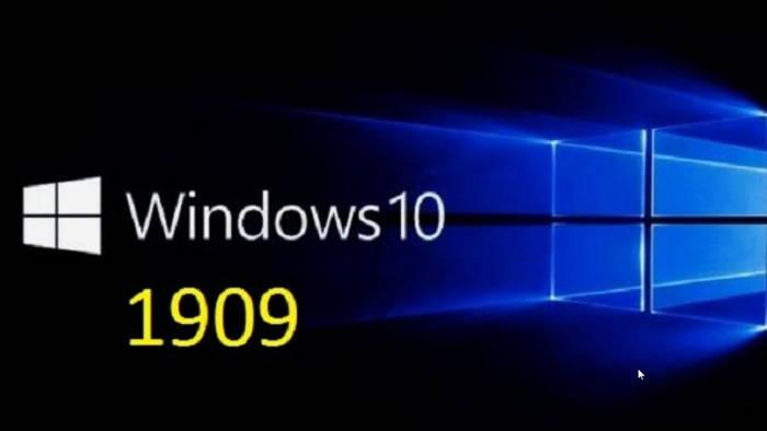 Windows 10 1909 November Update: le novità