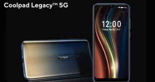 Coolpad Legacy: il primo smartphone 5G a meno di 400 dollari