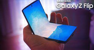 Galaxy Z Flip: sarà così il nuovo smartphone pieghevole?