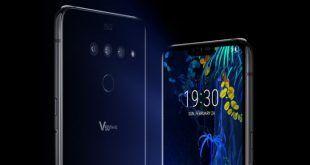 LG V50 ThinQ 5G: inizia la distribuzione di Android 10
