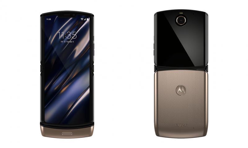 Motorola Razr: confermata la versione Blush Gold!