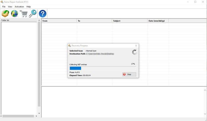 Riparare File PST