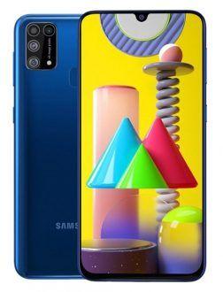 Samsung Galaxy M31: fotocamera da 64MP e batteria da 6000mAh