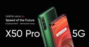 Realme X50 Pro 5G: annunciati i prezzi europei