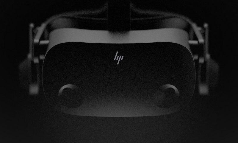 HP Reverb G2: svelato il visore VR prodotto in collaborazione di Microsoft e Steam