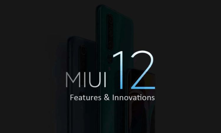 MIUI 12: in Italia si parte da Xiaomi Mi 9