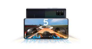 Samsung Galaxy A51 e A71: ufficiali i nuovi smartphone 5G
