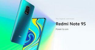 Redmi Note 9s è disponibile in Italia, su Amazon