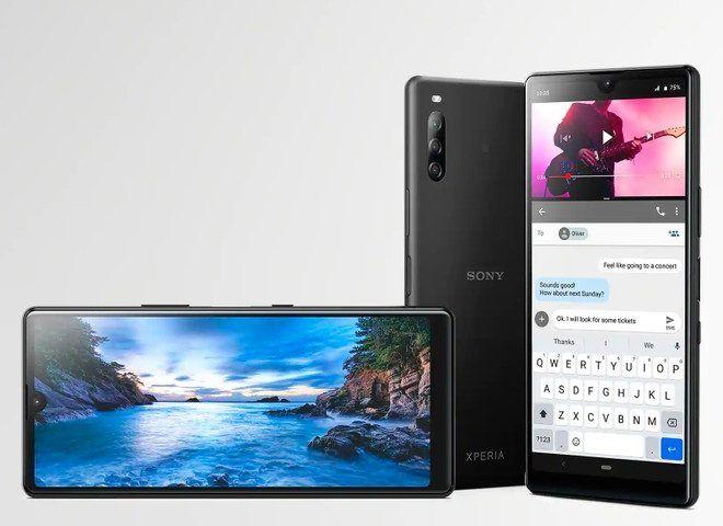 Sony Xperia 1 II: nuovi video mostrano lo smartphone in azione