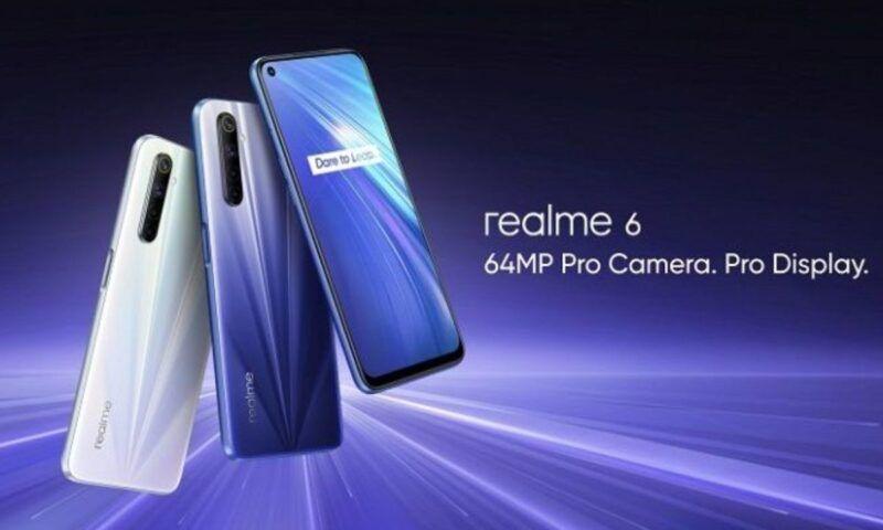 Realme: avviato il programma di beta per Android 11 su Realme 6 e 6i