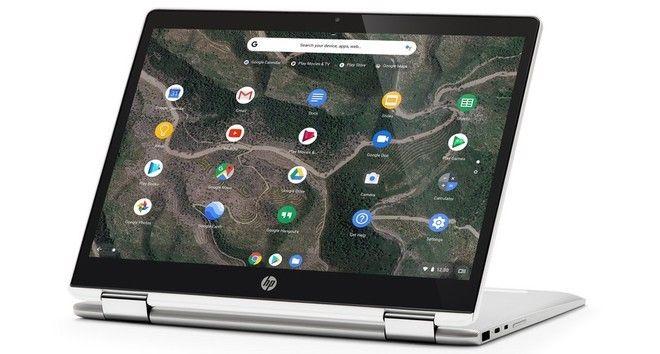 Google Play Store: nuova  sezione dedicata ai giochi Chromebook
