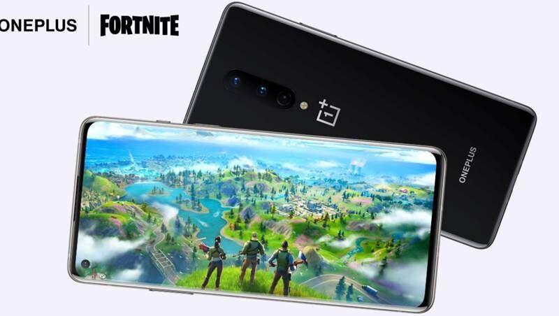 OnePlus: annunciata una partnership con Epic Games, arriva Fortnite a 90fps!