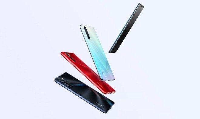 Oppo: tre nuovi smartphone arrivano in Italia