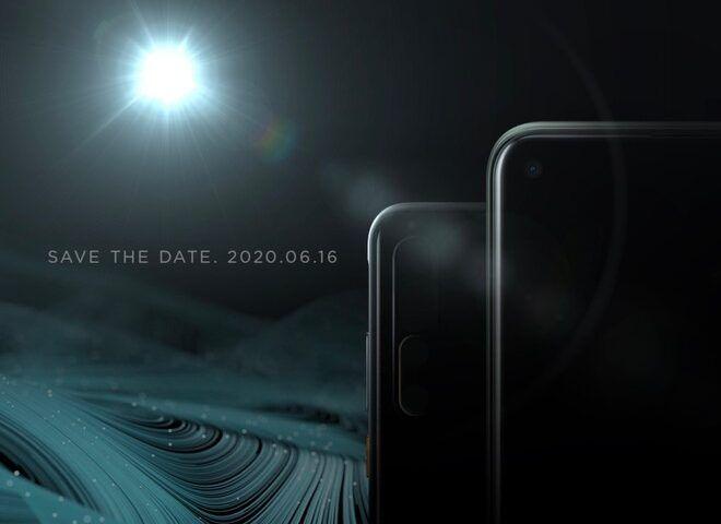 HTC Desire 20 Pro: annunciata la data di presentazione