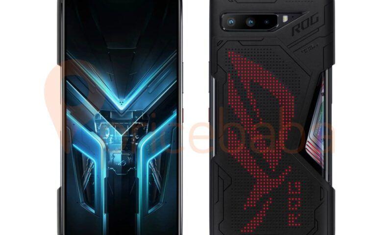 Asus Rog Phone 3 si aggiorna con nuove funzioni