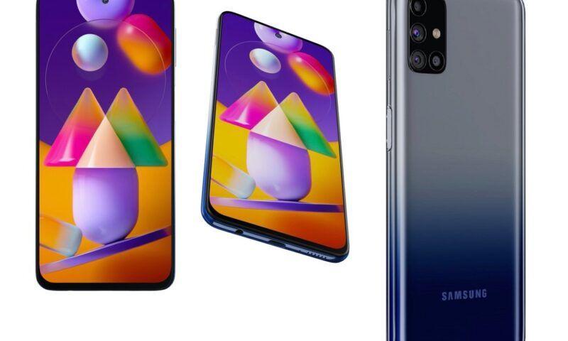 Samsung Galaxy M31S è ufficiale: ecco tutti i dettagli