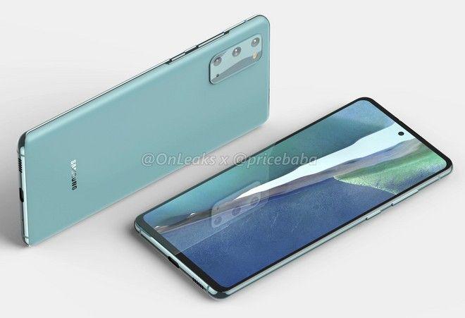 Samsung Galaxy S20 FE 5G: video e immagini svelano le caratteristiche
