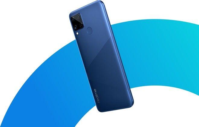 Realme C12 è ufficiale: ecco tutti i dettagli sul nuovo smartphone