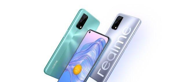 Realme V5 è ufficiale per il mercato cinese, ecco tutti i dettagli