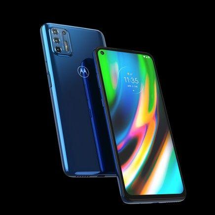 Motorola Moto G9 Plus è ufficiale: grande batteria e quadrupla cam