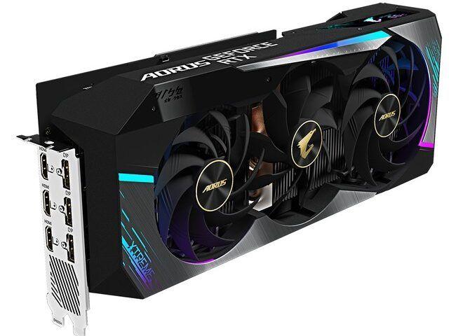 Gigbayte annuncia le sue GeForce RTX 3090 e RTX 3080 custom