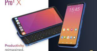 F(x)tec Pro1-X: ufficiale il nuovo smartphone con tre OS e una tastiera