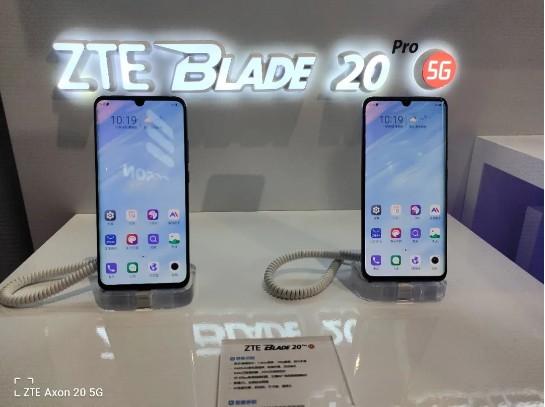 Presentato ZTE Blade 20 Pro 5G: una variante con Snapdragon 765