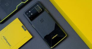 OnePlus 8T Cyberpunk 2077 Edition è disponibile in Cina: ecco l'unboxing