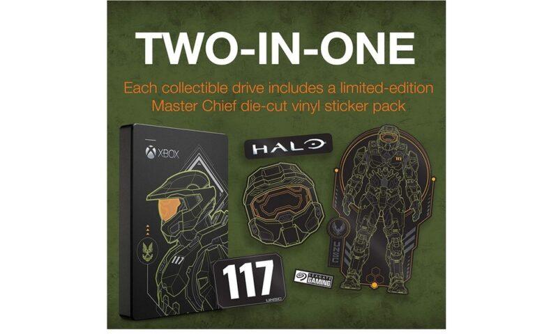Xbox Series X: Seagate celebra il lancio della console con il Game Drive di Halo