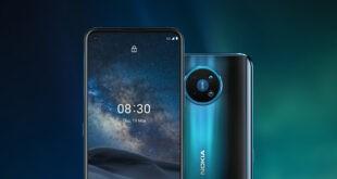 Nokia 8.3 5G arriva in Italia al prezzo di 599 euro